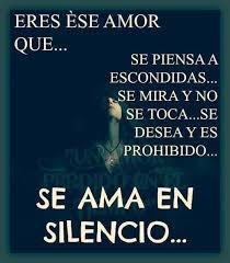 imagenes con frases de amor a escondidas 8 best secreto images on pinterest beautiful words spanish quotes