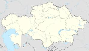 Ural Mountains World Map by Oral Kazakhstan Wikipedia