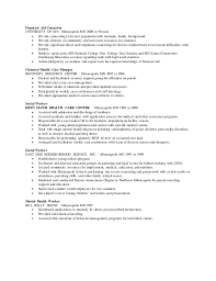 Sample Charge Nurse Resume by Washburn Center Based Therapist Resume