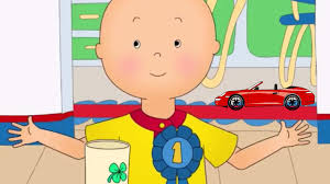 funny animated cartoons kids caillou caillou dance