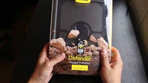 Otterbox Defender Series Rugged Protection Otterbox Defender Series For Ipad Pro 10 5 Youtube