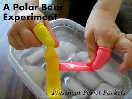 polar bear fur experiment u0026 poppins book nook preschool powol