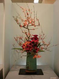 Japanese Flower Vases Flower Arrangements Vase Arrangements Ikebana And Ikebana