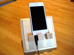 homemade charging station homemade ipod touch docking station the tantisper tower