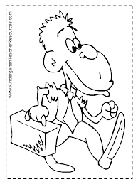 monkey worksheets coloring pages