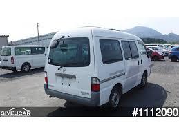 mazda van used mazda bongo van from japan car exporter 1112090 giveucar