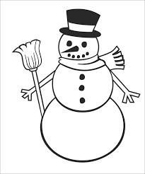 snowman template snowman crafts free u0026 premium templates