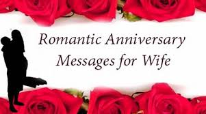 romantic anniversary messages wife jpg