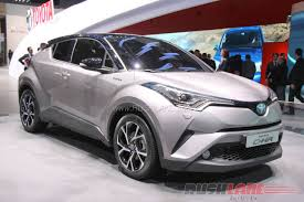 toyota official website india c hr crossover heading for india launch in 2018