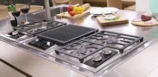 Wolf Drop In Cooktop Icbim15 S Multi Function Gas Cooktop From Wolf Www Subzero Wolf Co