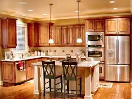 Best  Light Wood Cabinets Ideas On Pinterest Wood Cabinets - Kitchen designs with oak cabinets