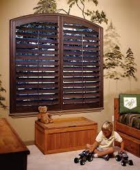 Budget Blinds Utah Beautiful Specialty Arch Shutter Budgetblinds Com Arched