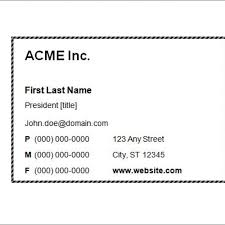 designs simple business card template word avery 8371 with image