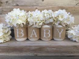 rustic baby shower baby shower decor nursery decor rustic baby shower burlap