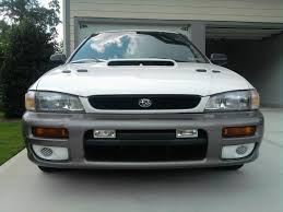 subaru outback custom bumper subi98 1998 subaru outback specs photos modification info at