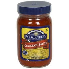 bookbinder s cocktail sauce 9 ounce jars pack of 12