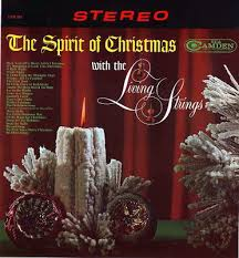 dvp u0027s potpourri the spirit of christmas with the living strings