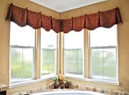 Kitchen Curtain Valances Ideas by Scalloped Box Pleat Valance Sewing Balloon Valances Sewing
