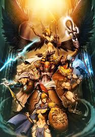 gods myth pantheons by genzoman on deviantart