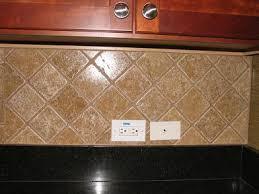 Ceramictec Travertine Backsplash Tampa Florida And Surrounding - Noce travertine tile backsplash