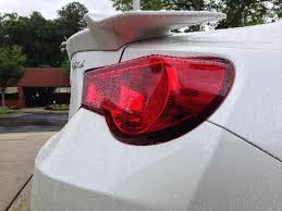 frs tail light vinyl vwvortex com tinted tail light opinions