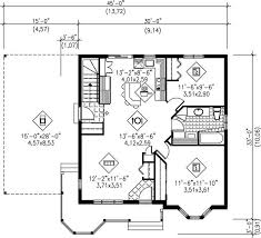 Cottage Style Home Floor Plans 337 Best Granny Flats 26x26 7 92x7 92 Images On Pinterest