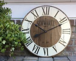 Personalized Wedding Clocks Mandala Clock Boho Clock Unique Wall Clocks Custom Color
