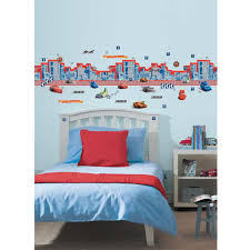 Childrens Bedroom Wall Hangings Contemporary Kids Bedroom Borders Border For Boys Amazin Design