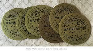 new orleans water meter ward water meters count
