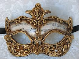 authentic venetian masks 434 stucco musica gold note paper venetian masquerade mask