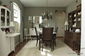 i like the finish of the hutch and the paint color on the walls