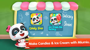 learn colors with oggy monster ice cream factory kids cooking android apps on google play