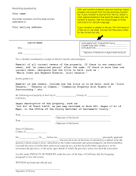pdf correction deed california form 28 pages quit claim deed