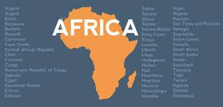 africa continent map how many countries in africa the 7 continents of the world