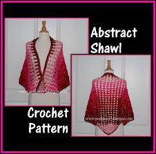 posh pooch designs dog clothes abstract shawl made with caron