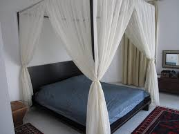 Poster Bed Curtains Poster Bed Canopy Curtains Design Bedroom Four Custom