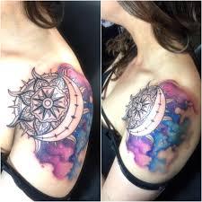 56 wonderfully artistic sun and moon ideas for every taste