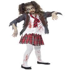 Halloween Costumes Girls Zombie Childrens Costumes Boys Girls Athlone Jokeshop
