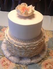 Cupcake Wedding Cake Gallery Gigis Cupcakes