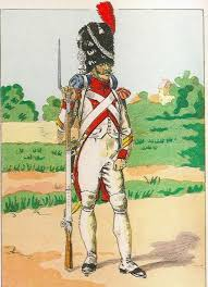 si e sergent major le 3e régiment de grenadiers de la garde imperiale sergent major
