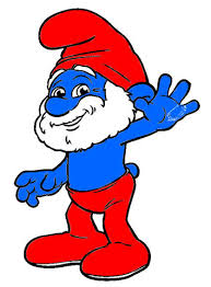 smurf coloring pages image papa smurf coloring pages gif jpg smurfs fanon wiki