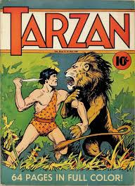 357 edgar rice burroughs images rice comic