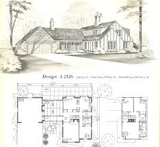 english tudor house plans