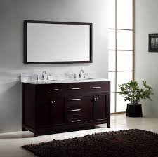 Sale On Bathroom Vanities by Virtu Usa Md 2060 Wmsq Es Caroline 60 Inch Bathroom Vanity With