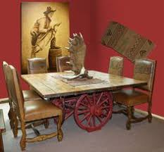 Western Style Dining Room Sets Mathews And Co Counter Table Furniture Ideas And Kitchens