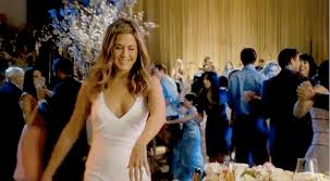aniston wedding dress in just go with it chasing rainbows frogs just go with it