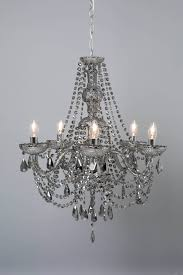 Bhs Crystal Chandeliers Chandeliers Glass U0026 Chrome Chandelier Chandelier Light Fitting