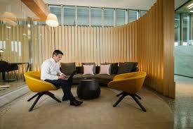 Flexible Love Chair by Working Magic Paddington Central