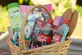 summer gift basket celebrate summer with a pedicure gift basket