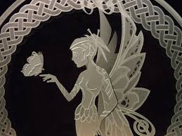 Glass Etching Designs For Kitchen by Etched Glass Gallery Custommade Com